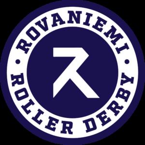 Rovaniemi roller derby logo